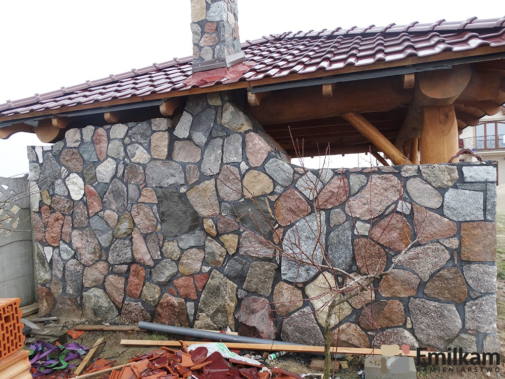 Elewacja Z Kamienia Polnego Tgo61 Usafrica